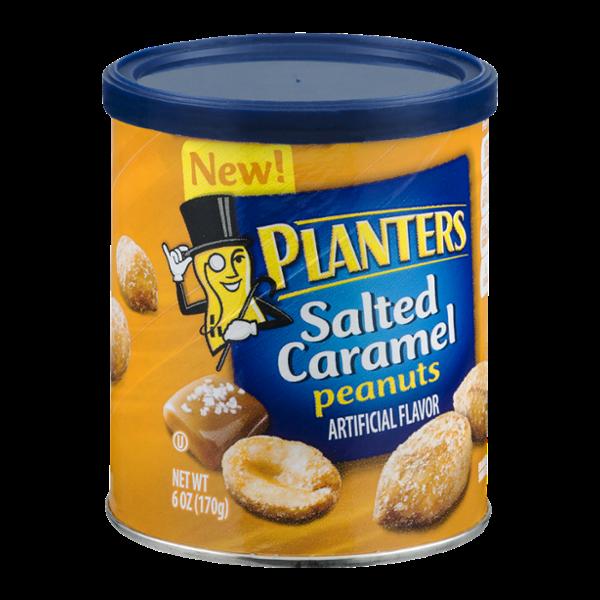 Planters Peanuts Salted Caramel