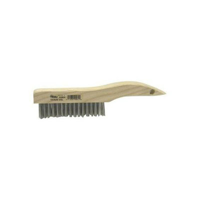 Weiler Shoe Handle Scratch Brushes - 44064