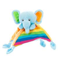 Toys R Us Crinkle Blanket Squeaker Dog Toy