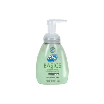 Dial® Basics Hypo Allergenic Foaming Lotion Soap