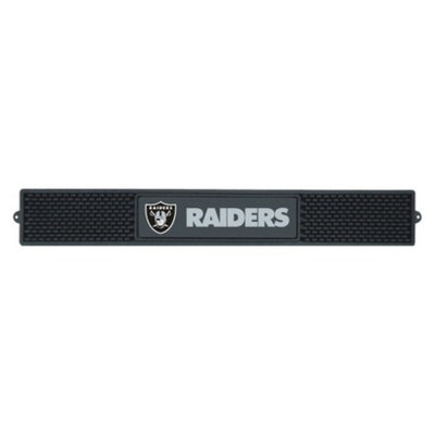 Oakland Raiders Fanmats Drink Mat Black