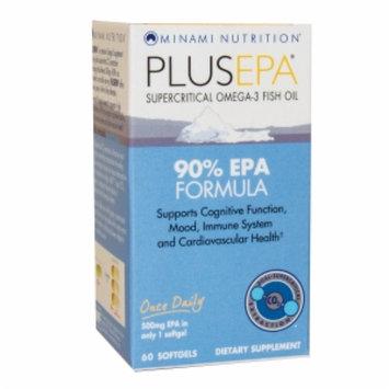Minami Nutrition PlusEPA Omega-3 Fish Oil