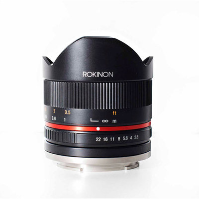 Rokinon Series II 8mm f/2.8 Fisheye Lens (for Alpha Sony E-Mount Cameras)