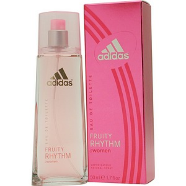 Adidas Fruity Rhythm Eau de Toilette Spray for Women