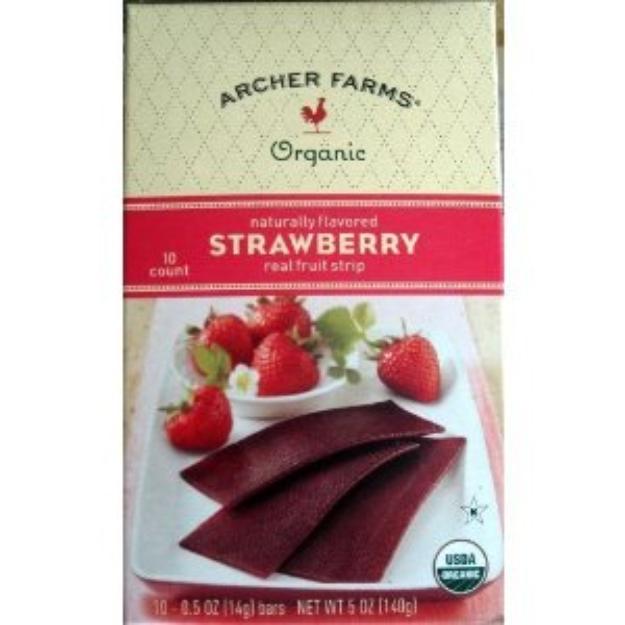 Archer Farms Fruit Strips
