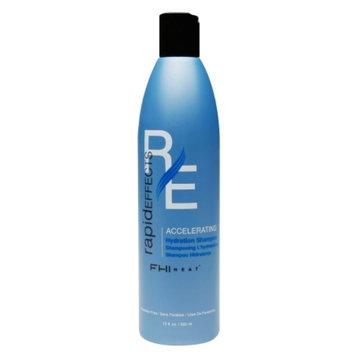 FHI Heat Rapid Effects Accelerating Hydration Shampoo, 12 fl oz