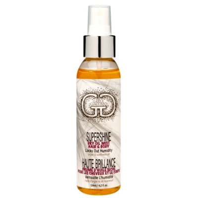 GG Gatsby Supershine Dry Oil Mist, 4.2 fl oz
