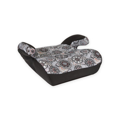 Cosco Top Side Booster Car Seat - Wheel Print