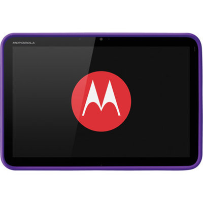 MOTOROLA Motorola XOOM Gel Case, Purple