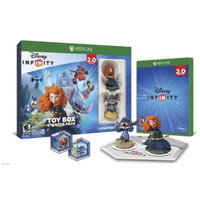 Disney Infinity: Toy Box Starter Pack 2.0 Edition (Xbox One)