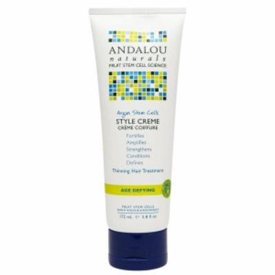 Andalou Naturals Age Defying Style Crème, 5.8 fl oz