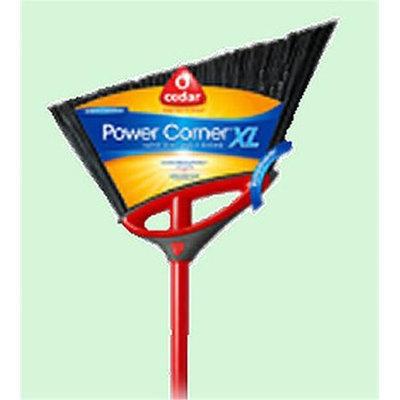 O-cedar O Cedar 135850 XLG Power Corner Broom Pack Of 6
