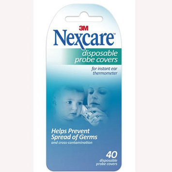 Nexcare Instant Ear Thermometer Probe Covers 40's