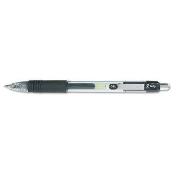 Zebra Z-Grip Gel Retractable Roller Ball Pen