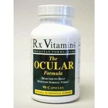 Rx Vitamins Ocular Formula 90 caps