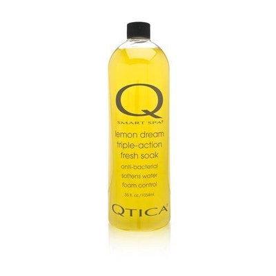 QTICA Smart Spa Lemon Dream Triple Action Fresh Soak 35 oz