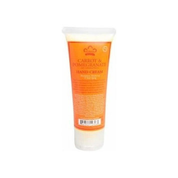 Nubian Heritage Hand Cream Carrot and Pomegranate 4 Ounces