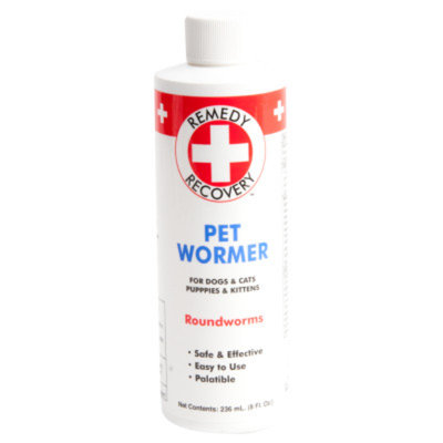 Remedy Recovery Pet Wormer