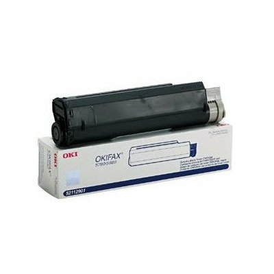 OKi Data 52123001 Laser Toner Cartridge for MPS6500B Printers, 18,000 Pages Yield, Black