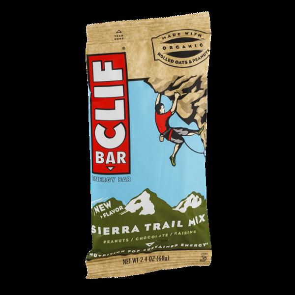 Clif Bar Energy Bar Sierra Trail Mix