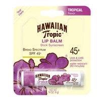 Hawaiian Tropic Moisturizing Lip Balm Sunscreen