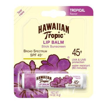 Hawaiian Tropic® SPF 45+ Tropical Lip Balm