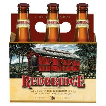 Jack's Red Bridge Gluten-Free Sorghum Beer Bottles 12 oz, 6 pk