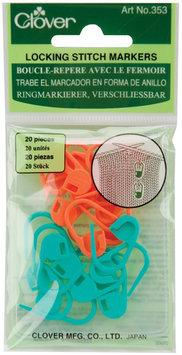 Clover Stitch Marker