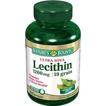 Nature's Bounty Lecithin 1200mg