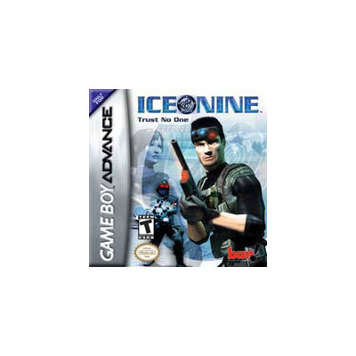 Torus Games Ice Nine