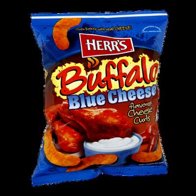 Herr's Buffalo Blue Cheese Curls