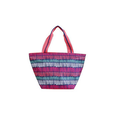 All For Color Lunch Bag Tribal Stripe - All For Color Travel Coolers