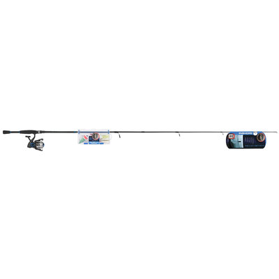 Ready 2 Fish Inshore Spin Combo with Kit