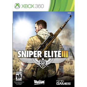 505 Games Sniper Elite III: Afrika (Xbox 360)