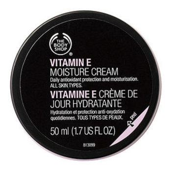 The Body Shop Vitamin E Moisture Cream, 1.69 fl oz