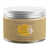 Crabtree & Evelyn English Honey and Peach Blossom Moisturising Cream, 1.8