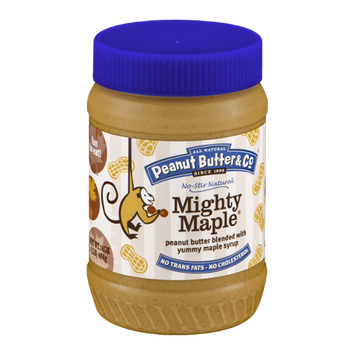 All Natural Peanut Butter & Co. Mighty Maple