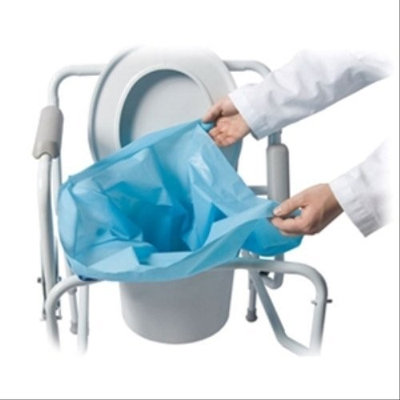 Scan Medical Sani-Bag+ Commode Liner - 10 Pack - SANI-BAG+