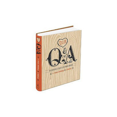 Our Q and a a Day (Notebook / blank book)