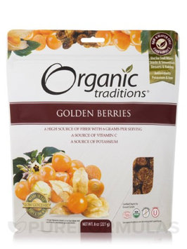 Organic Traditions - Golden Berries - 8 oz.