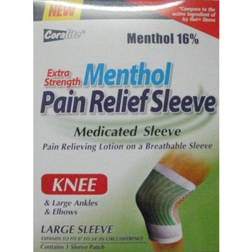 Dr.Shifield Menthol Medicated Pain Relief Sleeve Knee & Elboes