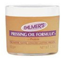 E.T. BROWNE CO. PALMERS HR CARE PRESSING OIL Size: 5.25 OZ