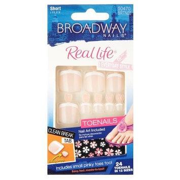 Broadway Nails Real Life Broadway Real Life Toenails #BRITN03