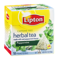 Lipton® Herbal Tea Bags Peppermint