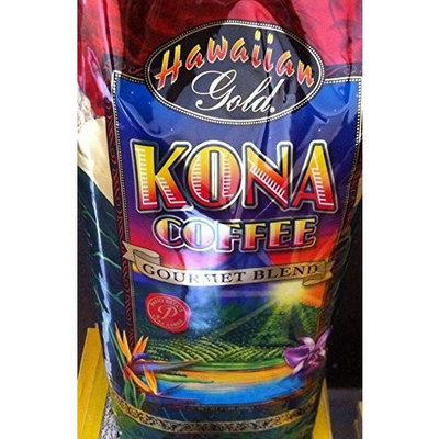 Hawaiian Gold Kona Coffee - 2 Lb Bag of Gourmet Coffee Beans