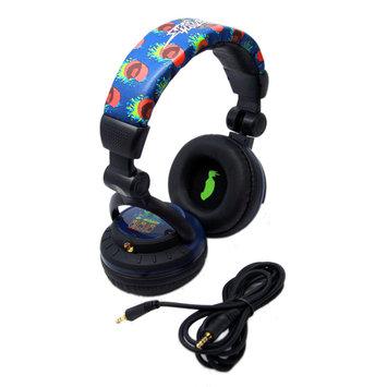 Sakar SSL1024B Soundtilt Headphones, Blue Multi color