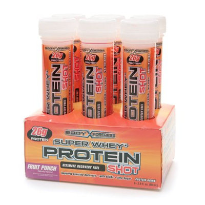 Body Fortress Super Whey Protein Shot