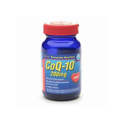 GNC Preventive Nutrition CoQ-10 200mg
