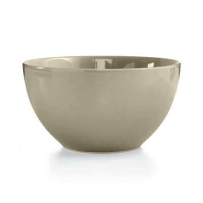 Martha Stewart Collection Harlow Oyster Shell Cereal Bowl