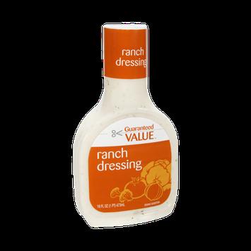 Guaranteed Value Ranch Dressing